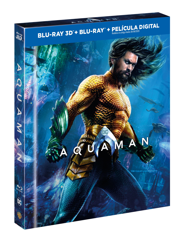 aquaman - blu ray 3d + 2d - ed.digibook-8420266022776