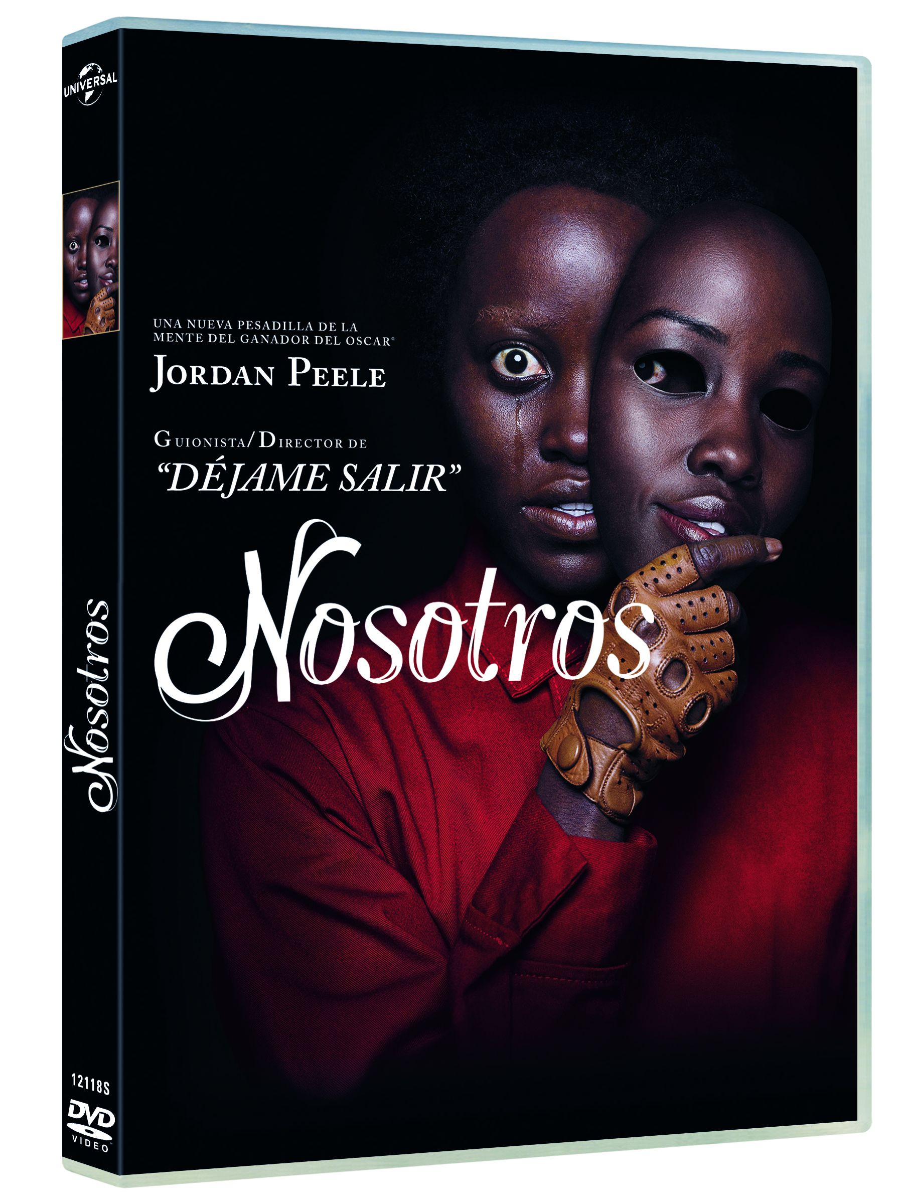 nosotros - dvd --8414533121187