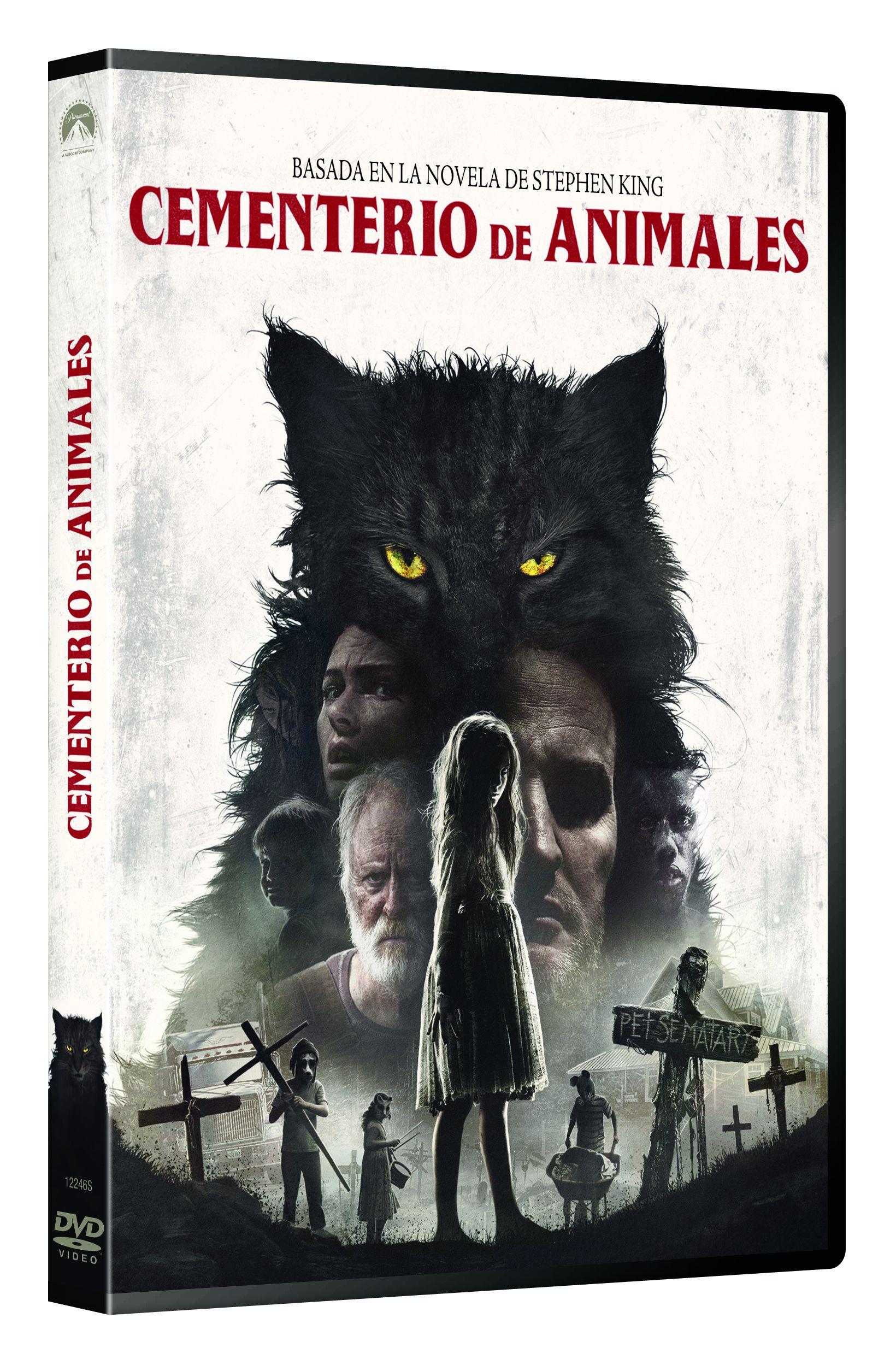 cementerio de animales - dvd --8414533122467