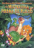 EN BUSCA DEL VALLE ENCANTADO VII: LA MISTERIOSA PIEDRA DE FUEGO (