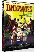 inmigrantes l.a. dolce vita (dvd)-8436022303713