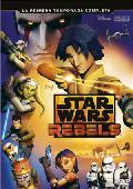star wars rebels: temporada 1 (dvd) 8717418460228