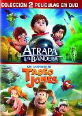 PACK ATRAPA LA BANDERA + TADEO JONES (DVD)