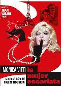 la mujer escarlata (dvd)-8436022326972