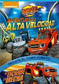 BLAZE Y LOS MONSTER MACHINES: AVENTURAS DE ALTA VELOCIDAD (DVD)
