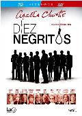 DIEZ NEGRITOS - BLU RAY +DVD -