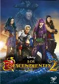 LOS DESCENDIENTES 2 - DVD -