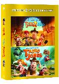 PACK TADEO JONES 1 + 2 - BLU RAY+DVD -