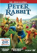 PETER RABBIT - DVD -