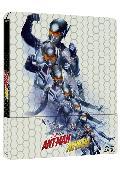 ant-man y la avispa - blu ray 3d - ed.steelbook-8717418535216