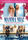 pack mamma mia 1 + 2   dvd   8414533117340